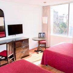 Отель Del Angel Мехико удобства в номере