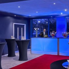 Отель Radisson Blu Manchester Airport Манчестер спа
