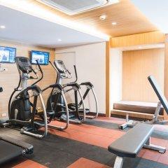 Отель Two Three Mansion Бангкок фитнесс-зал