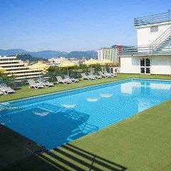 Отель Terme Grand Torino Италия, Абано-Терме - отзывы, цены и фото номеров - забронировать отель Terme Grand Torino онлайн бассейн фото 3