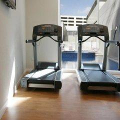 Отель Premier Inn Abu Dhabi Capital Centre фитнесс-зал фото 2