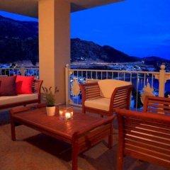 Oasis Hotel балкон