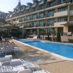 Отель Julia Свети Влас бассейн фото 3