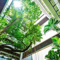 Отель Anantara Siam Bangkok балкон