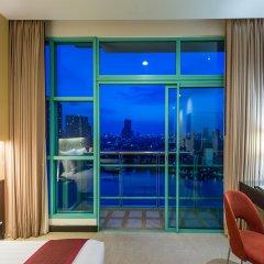 Отель Chatrium Riverside Bangkok 5* Номер категории Премиум