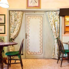 Апартаменты Poggio Imperiale Apartments Флоренция гостиничный бар