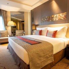 Graceland Bangkok By Grace Hotel Бангкок комната для гостей фото 2