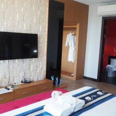Отель The Blue удобства в номере