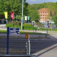 Отель Spoton Hostel & Sportsbar Швеция, Гётеборг - 1 отзыв об отеле, цены и фото номеров - забронировать отель Spoton Hostel & Sportsbar онлайн приотельная территория