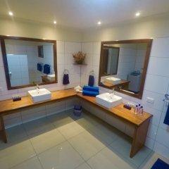 Отель Volivoli Beach Resort Фиджи, Вити-Леву - отзывы, цены и фото номеров - забронировать отель Volivoli Beach Resort онлайн ванная фото 2