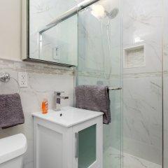 Отель The Midtown США, Нью-Йорк - отзывы, цены и фото номеров - забронировать отель The Midtown онлайн ванная