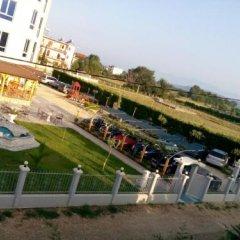 Отель Globi Албания, Шенджин - отзывы, цены и фото номеров - забронировать отель Globi онлайн приотельная территория
