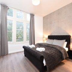 Апартаменты Spacious & Modern 2 Bed Apartment at Knightsbridge London Лондон комната для гостей фото 5