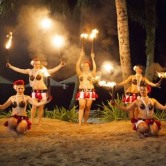 Hotel Nikko Guam развлечения