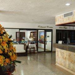 Отель Arhuaco Колумбия, Санта-Марта - отзывы, цены и фото номеров - забронировать отель Arhuaco онлайн интерьер отеля фото 2