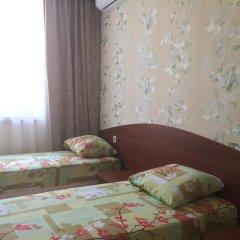 Гостиница Малахит комната для гостей фото 4