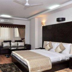 Отель Dwarka Palace Индия, Нью-Дели - отзывы, цены и фото номеров - забронировать отель Dwarka Palace онлайн комната для гостей фото 3