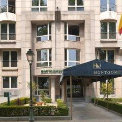 Отель Eurostars Montgomery Брюссель городской автобус