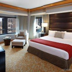 Отель Hilton Club New York комната для гостей фото 4