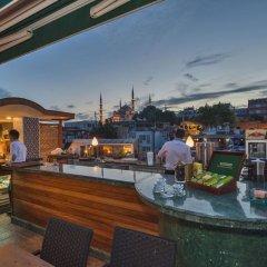 Отель Amiral Palace Стамбул гостиничный бар