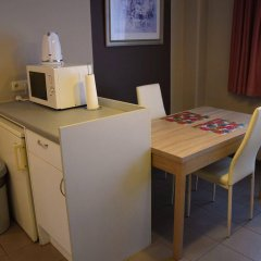 Апартаменты City Apartments Antwerp удобства в номере фото 2