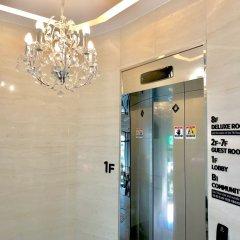 Отель Ehwa in Myeongdong Южная Корея, Сеул - отзывы, цены и фото номеров - забронировать отель Ehwa in Myeongdong онлайн интерьер отеля