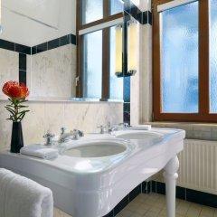 Отель Le Méridien Grand Hotel Nürnberg Германия, Нюрнберг - 1 отзыв об отеле, цены и фото номеров - забронировать отель Le Méridien Grand Hotel Nürnberg онлайн ванная