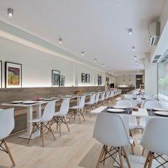 Отель Aparthotel Bcn Montjuic Барселона гостиничный бар