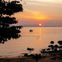 Отель The Pelican Residence & Suite Krabi Таиланд, Талингчан - отзывы, цены и фото номеров - забронировать отель The Pelican Residence & Suite Krabi онлайн пляж