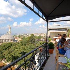 Ada Hotel балкон