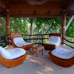 Отель Koh Tao Hillside Resort спа
