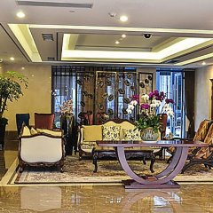Отель Taihu Lake Golden Valley Conference Center интерьер отеля фото 2