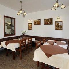 Отель Penzion Eduard Чехия, Франтишкови-Лазне - отзывы, цены и фото номеров - забронировать отель Penzion Eduard онлайн питание фото 3