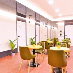 Air Hostel Myeongdong Сеул гостиничный бар