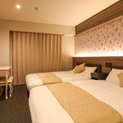 Отель Grand Base Hakata Фукуока комната для гостей