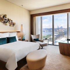 Отель JW Marriott Absheron Baku Азербайджан, Баку - 10 отзывов об отеле, цены и фото номеров - забронировать отель JW Marriott Absheron Baku онлайн комната для гостей фото 3