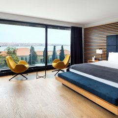 Отель Metropolitan Hotels Bosphorus комната для гостей фото 5
