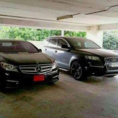 Отель Poonchock Mansion Таиланд, Бангкок - отзывы, цены и фото номеров - забронировать отель Poonchock Mansion онлайн парковка