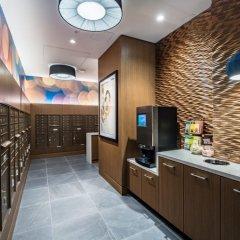Отель Global Luxury Suites at Woodmont Triangle South питание фото 2