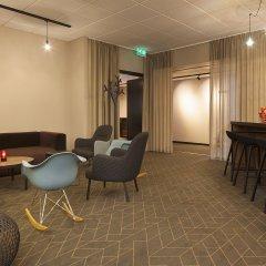 Отель Scandic Solli Oslo гостиничный бар