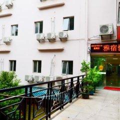 Отель Xiamen Yasu Hotel Китай, Сямынь - отзывы, цены и фото номеров - забронировать отель Xiamen Yasu Hotel онлайн балкон