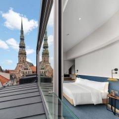 Отель Hilton Garden Inn Riga Old Town Латвия, Рига - отзывы, цены и фото номеров - забронировать отель Hilton Garden Inn Riga Old Town онлайн комната для гостей фото 9