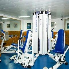 Vila Gale Cerro Alagoa Hotel фитнесс-зал фото 3