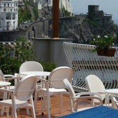 Отель La Bussola Италия, Амальфи - 1 отзыв об отеле, цены и фото номеров - забронировать отель La Bussola онлайн бассейн