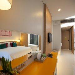Отель The Kee Resort & Spa 4* Стандартный номер с различными типами кроватей фото 12
