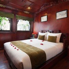 Отель Halong Royal Palace Cruise комната для гостей фото 2