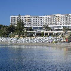 Отель Aldemar Amilia Mare пляж фото 2