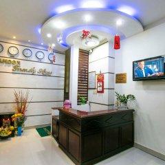 Отель Seamoon Guesthouse Нячанг интерьер отеля