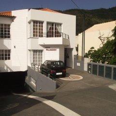 Отель Casas Da Avenida E Do Pico Машику парковка