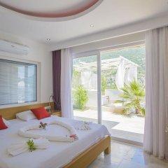 Villa Inci Турция, Калкан - отзывы, цены и фото номеров - забронировать отель Villa Inci онлайн комната для гостей фото 4
